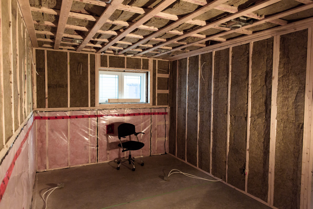 Soundproofing Drywall The Rouge Cinema